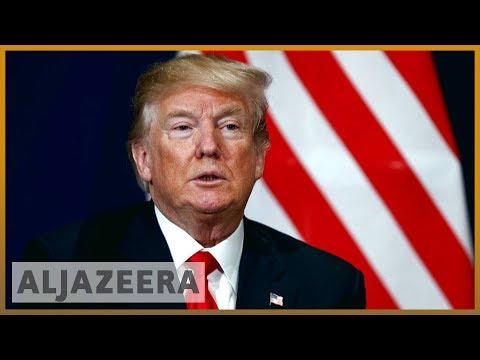 🇺🇸 Trump calls leak of Mueller's Russia questions 'disgraceful' | Al Jazeera English