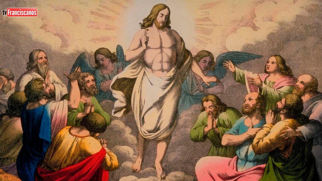 Caminhos do Evangelho   Solenidade da Ascensão do Senhor