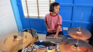 """Video thumbnail of """"Justin Bieber - Love Yourself (Drum Cover)"""""""