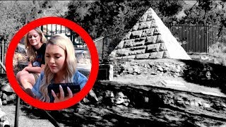The Occult Family Cemetery... ?!?!