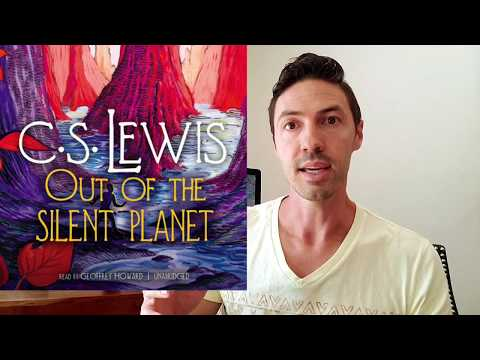 C.S. LEWIS Sci-fi!! Amazing Theological Stories!! A Cosmic Trilogy BOOK review