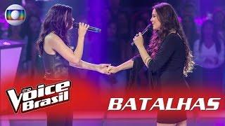 Amanda e Fernanda cantam 'Flor e o Beija-flor' nas Batalhas – 'The Voice Brasil' | 5ª Temporada