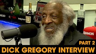 Dick Gregory Interview P2 at The Breakfast Club Power 105.1 (03/28/2016)