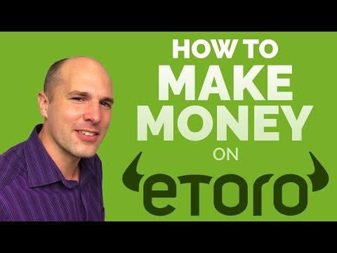 How to Make Money on Etoro