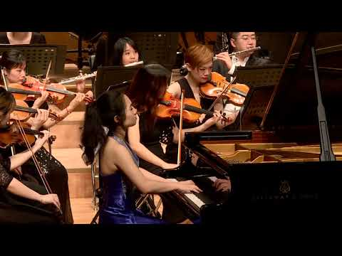 This is a video of me performing the Schumann Concerto in A minor last summer. Hope you enjoy!