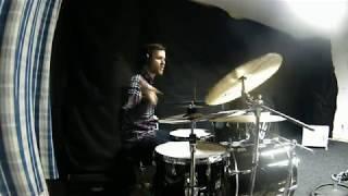 36 Crazyfists - Kenai ( Drum cover )