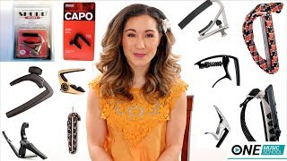 All About Guitar/Ukulele Capos - Find The Perfect Capo For You