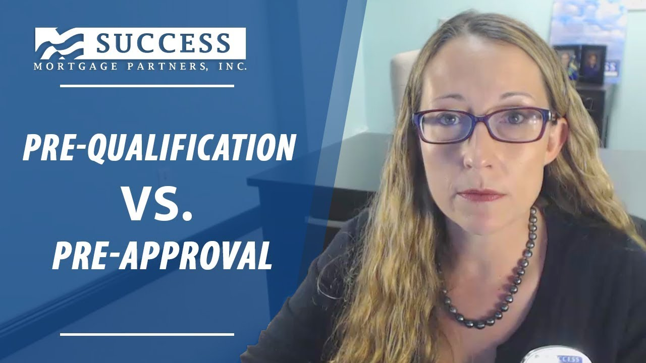 Which Is Better: Being Pre-Qualified or Being Pre-Approved?