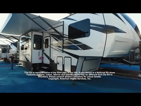 2019 Dutchmen Voltage 3655 Toy Hauler at Campers RV Center, Shreveport, LA 71129