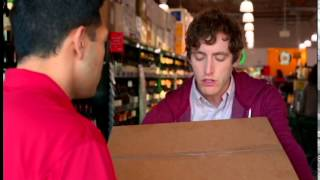 Silicon Valley (HBO) - Parking Lot App. Scene