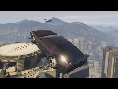 Luring griefers with a Deluxo then destroying them! - August 10th 2019