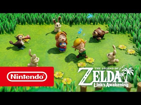 Zelda Link S Awakening Review Is Good News For Switch And