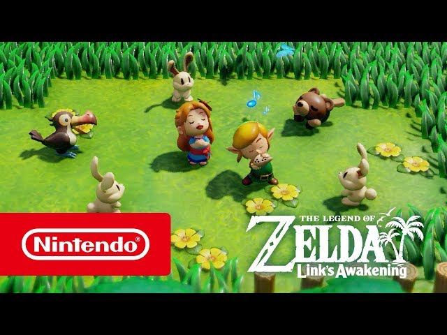 Legend Of Zelda Link S Awakening