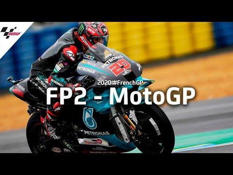 MotoGP フランスGP 金曜日に行われたフリープラクティス2のハイライト動画