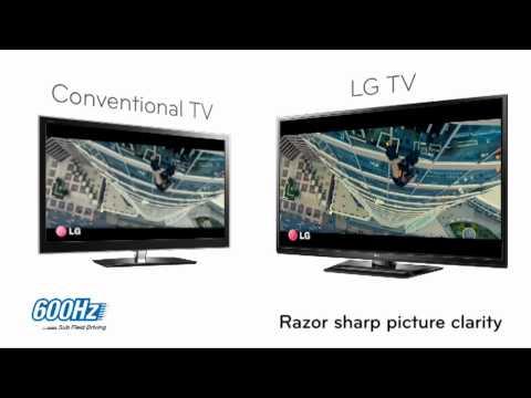 LG PA4500 PLASMA TV
