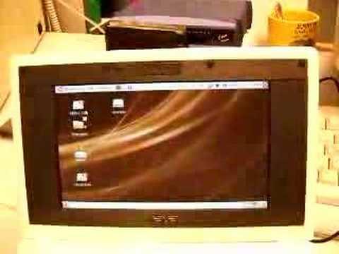 Asus Eee Rocks Ubuntu in 3D