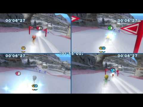 Видео № 0 из игры Go Vacation (Б/У) [Wii]