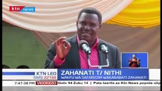Wakfu wa Safaricom wakarabati zahanati Tharaka Nithi