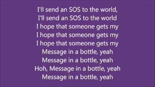 Message in a Bottle Video