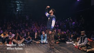 Beatdance Contest 2018 - Final Battle - Zyko vs Tagada - Gonzy vs B Rock
