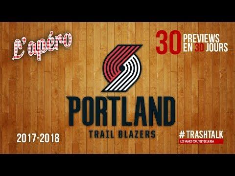Preview 2017/2018 : les Portland Trail Blazers