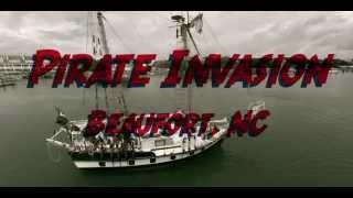 Beaufort Pirate Invasion 2015