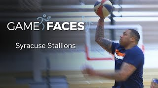 Game Faces:  Syracuse Stallions of the ABA find early success