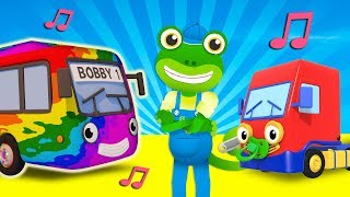 The Best of Gecko's Garage Songs | Nursery Rhymes & Kids Songs | Trucks For Children