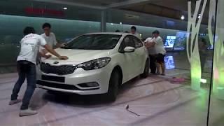 Шок! Что делают корейцы с Kia