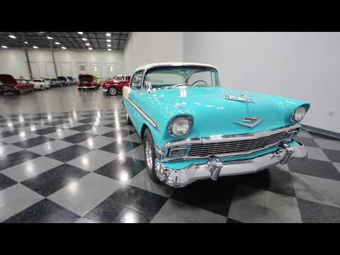 Video of '56 Bel Air - LG6H