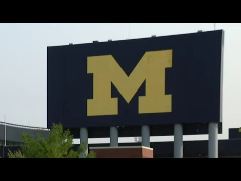 University of Michigan campus excited over decision to restart football season