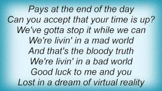 Krokus - Mad World Lyrics