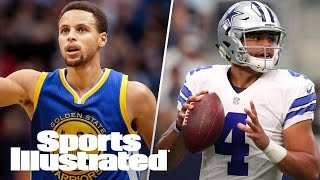 Golden State Warriors Vs. Best NBA Teams, 2017 NFL Power Rankings | LIVE | Sports Illustrated