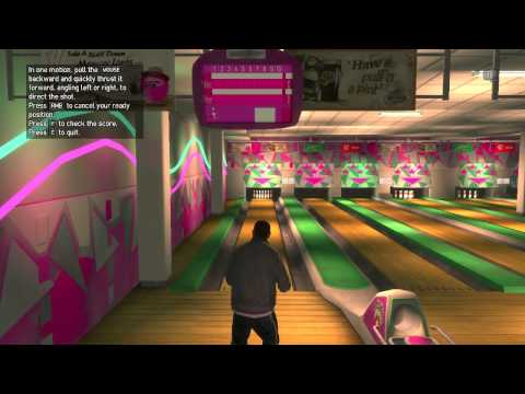 Well, That GTA IV Bowling Session Had An Unexpected Ending