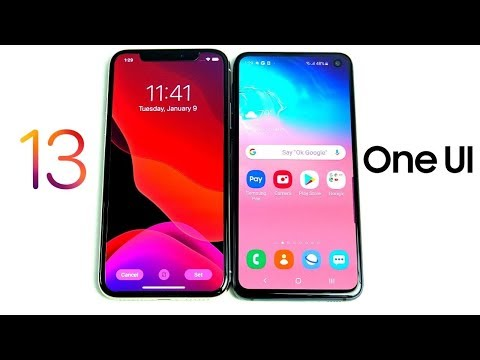 Download One Ui Vs Ios 12 Video 3GP Mp4 FLV HD Mp3 Download