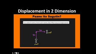 Grade 7 Science | Displacement in Two Dimension | Pinoy Online Class