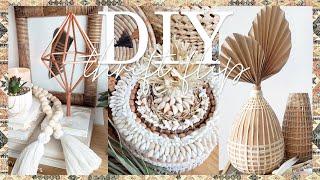 3 Boho DIY Thrift Flips / Haul / Decorative Accents