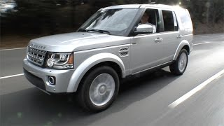 Car Tech - 2014 Land Rover LR4