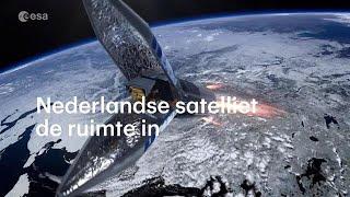 Satelliet Sentinel-5P: Nederlands hoogstandje de ruimte in
