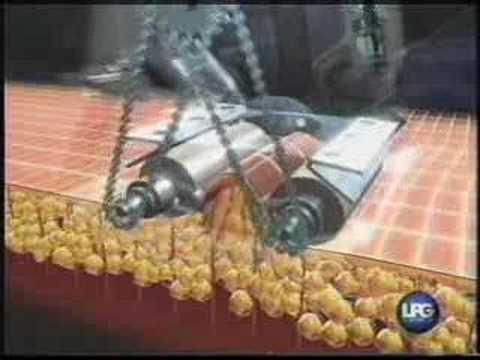 Mababa at malapad at mawala ang timbang