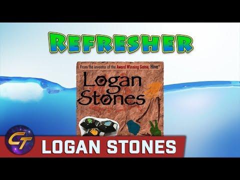 Logan Stones Refresher - Cosmic Tavern