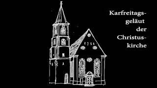 preview picture of video 'Glockengeläut Christuskirche Hassloch'