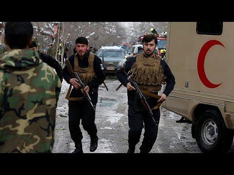 Αφγανιστάν: Αιματηρή επίθεση με στόχο οχηματοπομπή του Ερυθρού Σταυρού
