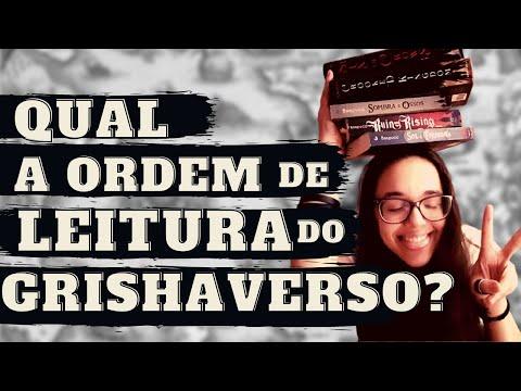 Como ler os livros do UNIVERSO GRISHA? | GRISHAVERSO