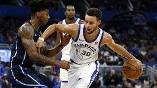 Kevin Durant Ejected! Warriors 46 Assists Season High vs Magic! 2017-18 Season