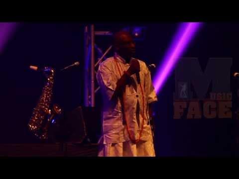 "Hilarious Video: Patrick Obahiagbon Opens ""Fire of Zamani"" Concert"