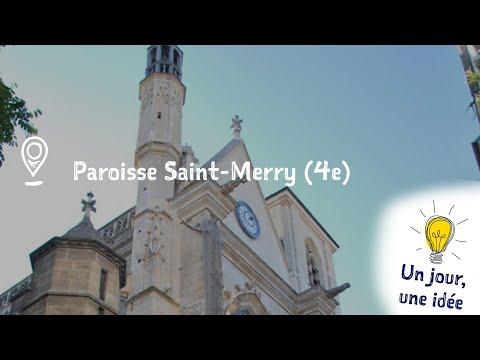 Un jour, une idée #2 Méditer la Parole du dimanche à la paroisse Saint-Merry
