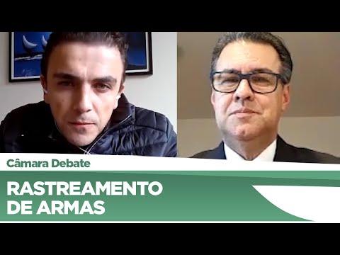 Rastreamento de armas: Aliel Machado e Capitão Augusto divergem sobre o tema - 05/06/20