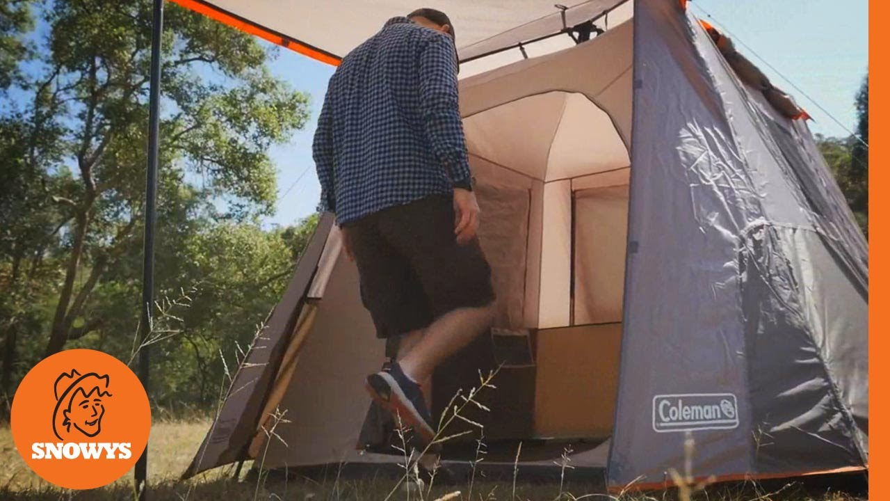 Coleman Instant Up 8 Person Tent Snowys Outdoors