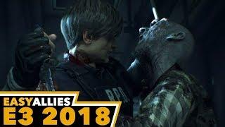 Resident Evil 2 - Easy Allies Impressions Round 2 - E3 2018